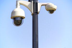 Caméra Rotative, Surveillance, Sécurité, La Police